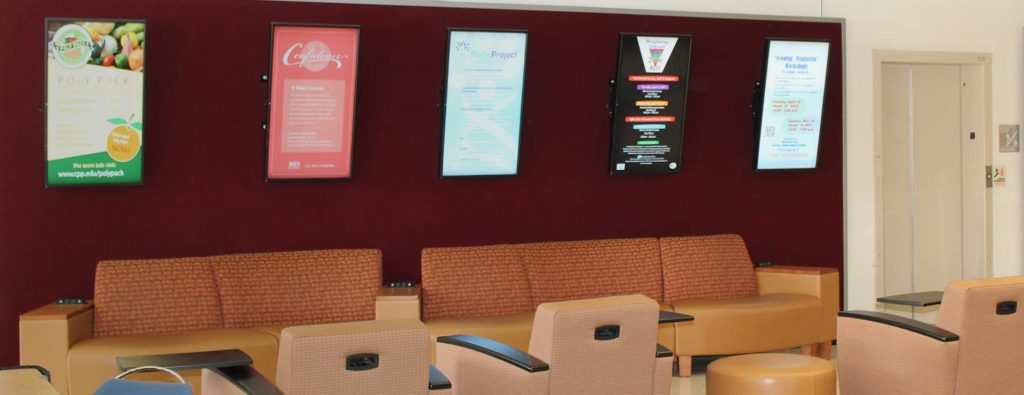 Cloud digital signage from Visix gives you all the features without the maintenance