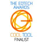 EdTech Awards Cool Tools finalist logo